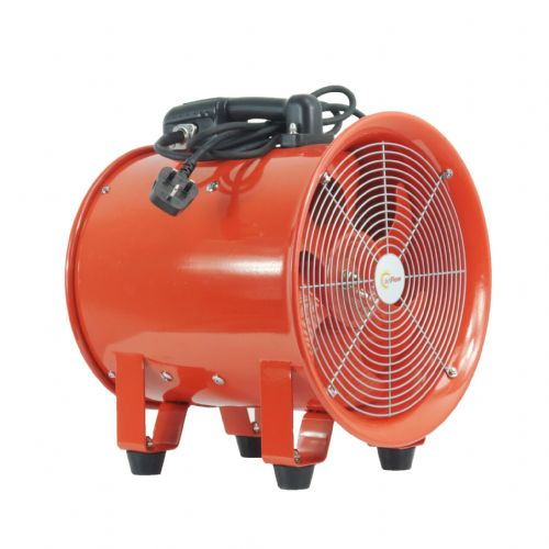 "Olympus JetFlow OLYC30/220 Ventilator And Extractor Fan 300mm 12"" 3600m3/hr 240V~50Hz"